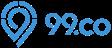 99.co UrbanIndo Logo
